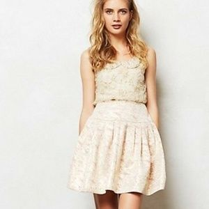 Anthropologie Sugarplum Brocade Moulinette Souers